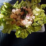 recette Petite salade de pommes de terre