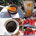 recette Gelée de thé des Amants