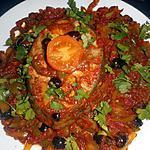 recette Tranche de thon à la tunisienne