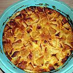 recette Clafoutis Pommes Amandes