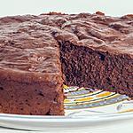 recette Fondant chocolat châtaignes
