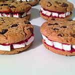 recette Cookies dentiers d'Halloween