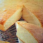 recette Gâteau au parfum de citron