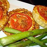 recette Mes petits tartes au thon (très fàcile a faire )