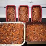 recette Gâteau aux fruits de Suzanne Lapointe revisité