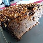 recette Cake purée de marron/noisettes