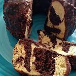 recette Marbré glacé façon rocher -thermomix-
