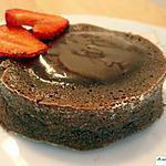 recette Moelleux chocolat juste cuit