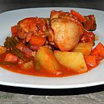 recette Pilons de poulet à l'ancienne, façon Grand-Mère