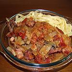 recette Une recette Cuisse de Lapin à la Tomate et Bière à ma façon