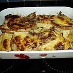 recette cotes de porc gratinées à la moutarde