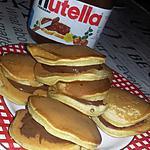 recette Dorayaki au Nutella