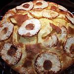 recette Tarte aux poires ou pommes