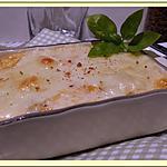 recette Flan de Poireau, Saumon et Mozzarella