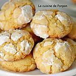 recette Craquelé moelleux au sirop de citron