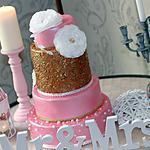 recette Wedding cake Mariage