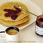 recette Pancake au lait de soja