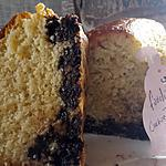 recette Cake ultra moelleux à la semoule, citron et chocolat