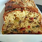 recette Cake à la provençale