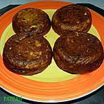 recette Pallets de courgettes