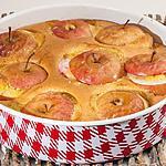 recette Gâteau pommes  noisettes