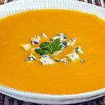 recette Soupe de potimarron à la fourme d'Ambert