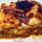 recette Lasagnes à la bolognaise au thermomix