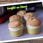 recette Soufflé au citron