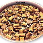 recette Minestrone aux haricots rouges