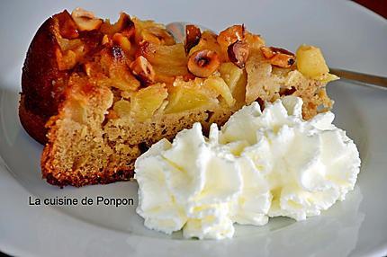 gâteau pomme noisette (13)