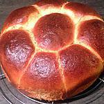 recette Brioche sans beurre- thermomix-