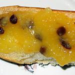 recette Confiture choco-oranges