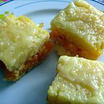 recette Carrés de Polenta et Butternut