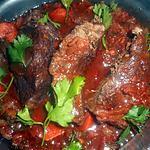 recette Paleron de boeuf à l italienne