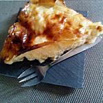 recette Croustade de pommes à la frangipane