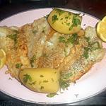 recette Filet de merlu meuniére
