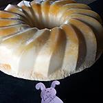 recette Bavarois mandarine, crème de marrons sur biscuit croustillant noisettes