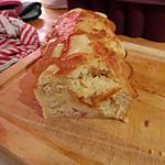 recette Cake raclette d annette pouete!