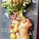 recette Raclette sans appareil de calinou