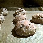 recette Petits pains d'avoine