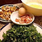 recette Salade de dent de lion (pise en lit)