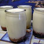 recette yaourt a la confiture