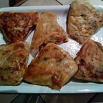 recette Recette fond du frigo : brick à la carotte et à la viande hachée