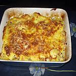 recette Gratin de chou-fleur sur lit de viande hachée