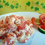 recette risotto de crevettes sauce citron