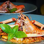 recette Risotto del mar aux langoustines