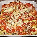 recette Lasagnes de volaille