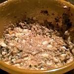 recette tartinade á l'oeuf et sardine