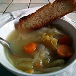 recette Soupe d'hiver toute simple