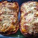 recette Courge butternut carbonara